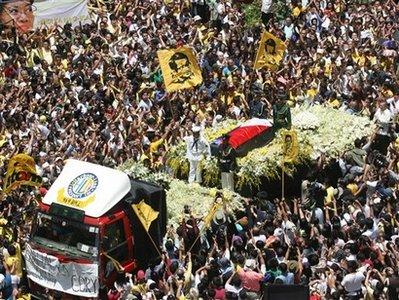 Corazon Aquino Funeral