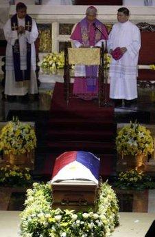 Corazon C Aquino Mass